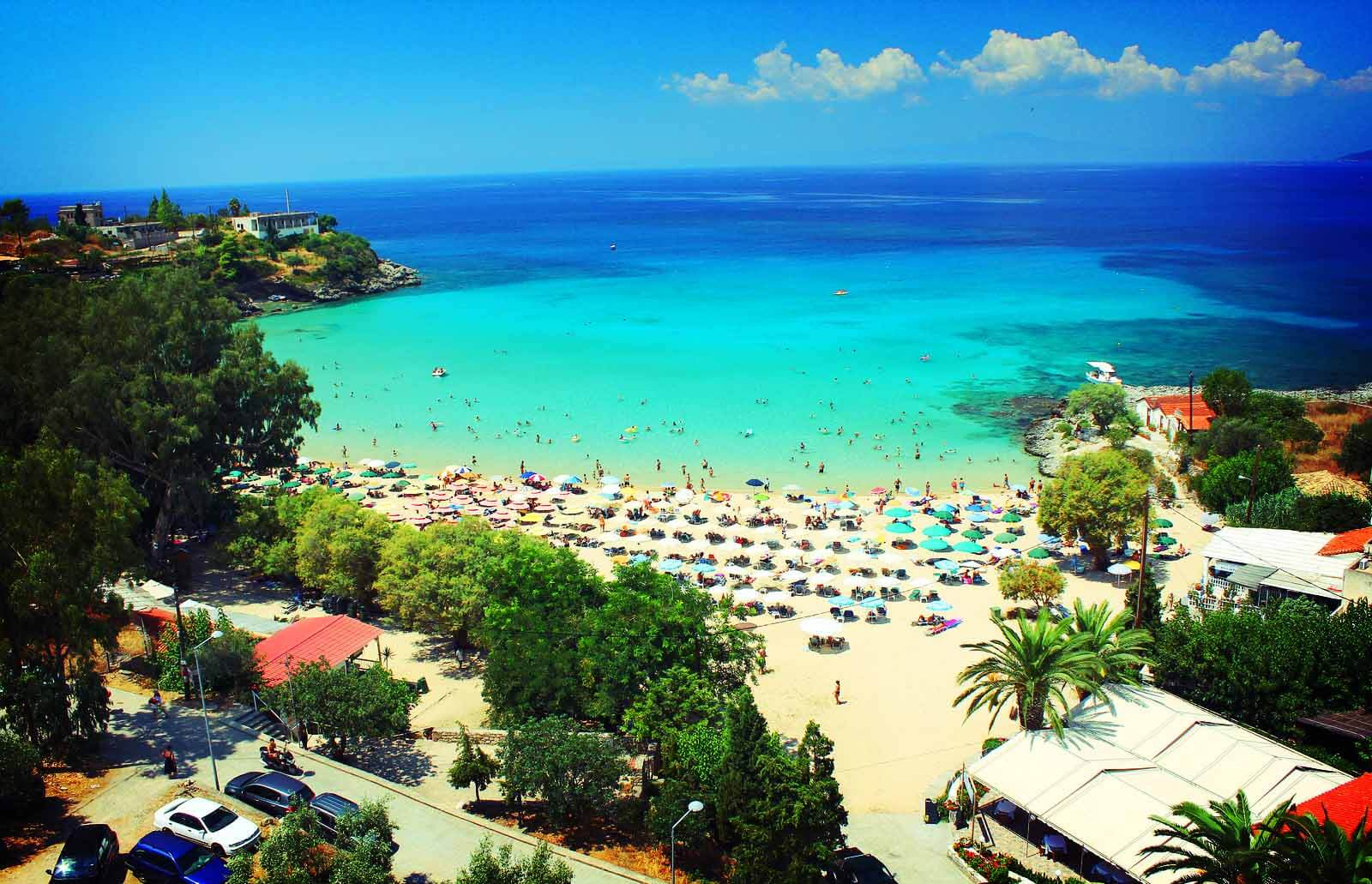 Kalamata Hotels On The Beach