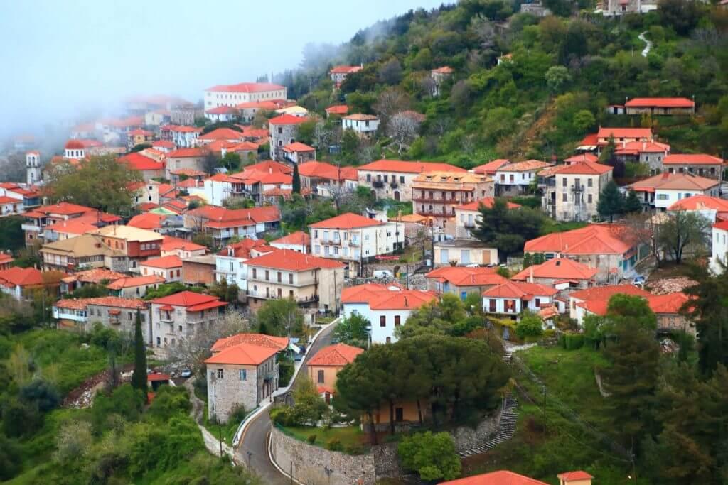 Andritsaina Peloponnese
