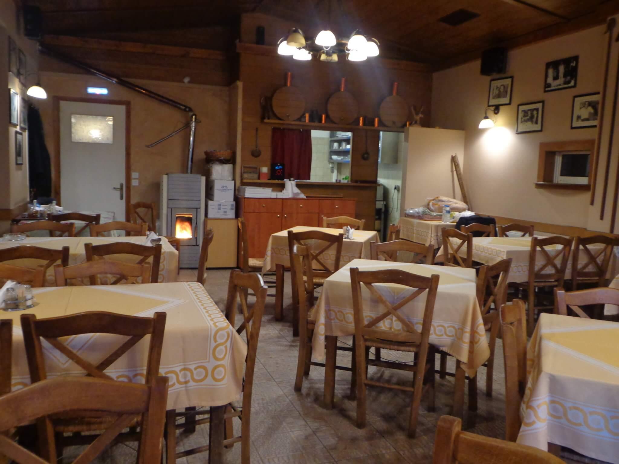 Palyvos restaurant