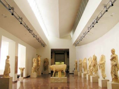 Archaeological Museum of Olympia